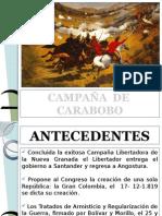 Campaña de Carabobo