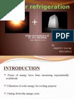 Solar Refrigeration.pptx