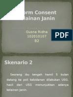 Gusna - Inform Consent medikolegal aborsi