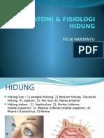 ANATOMI-FISIOLOGI-HIDUNG