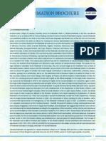 AUAT Information Brochure 2015