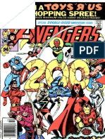 The Avengers 200 Vol 1
