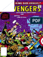 The Avengers Annual 7 Vol 1