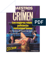 (Edward Gorman)-Maestros Del Crimen