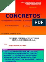 Cocreto Diapositivas SRT. FERREL