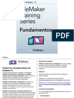 Filemakerfts13 Basics ES