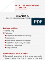 Pathology of the Respiratory System 2