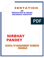 Innovation in Insurance Industry