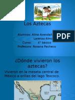 Los Aztecas Reparado