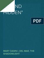 Found Hidden