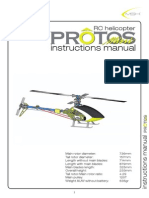 Msh Mini Protos Instruction Manual