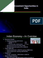 Invst Opprtnity in India