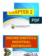 Chapter 2 - Enzyme Kinetics and Industrial Enzymology