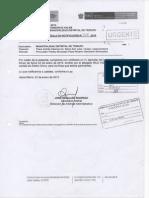 Arbitraje Municipalidad - Kaleb