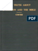 Curtiss FH and HA the Truth About Evolution and the Bible 2nd Edition
