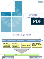 Polaris Investor Presentation