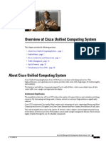 Overview of Cisco Unified Computing System