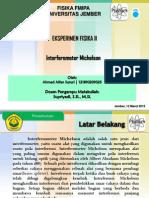 Ahmad Alfan Sururi_Interferometer