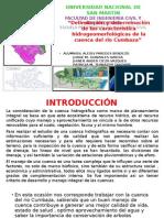 Diapositivas de La Cuenca Del Rio Cumbaza
