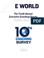 2015 Executive Coaching Survey Public-Report