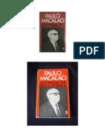 Jefferson Magno Costa - Paulo Macalão, A Chamada Que Deus Confirmou