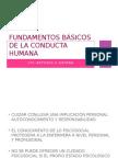 Fundamentos Básicos de La Conducta Humana