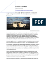Amor e Uma Auto Caravan A, i 201001