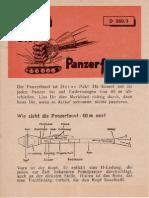 Panzerfaust User Manual