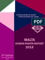 final malta human rights report