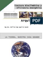 Arq Bioclimatica y Eficiencia Energetica Primera Clase