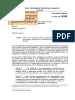 Circular CGR Donaciones a Sujetos Privados