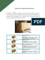 Tipos de Embalajes Utilizados en La Transportación de Mercancía1