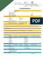 Formato de Diagnóstico Empresarial IHCE