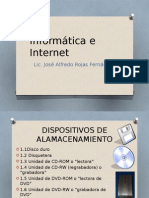 Clase 1 Informatica e Internet - Ia30 Administ