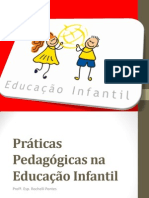 praticas pedagogicas na educação infantil