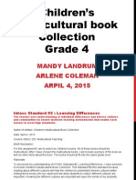 landrum amanda educ 255 0h1 h2 201430 childrens multicultural book collection