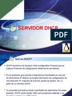 ConfiguracionDHCP Linux