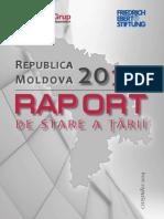 Raport de Stare a Tarii 2014 Expert Group