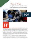 Kashmir's War, On Drugs