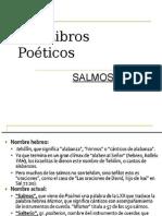 poeticos - SALMOS