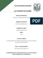 LA TRASCENDENCIA DE LA BIOTECNOLOGÍA EN LOS CULTIVOS DE MAÍZ Y FRIJOL EN LA ÚLTIMA DÉCADA (México)