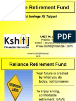 Reliance Retirement Fund