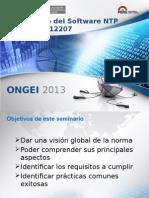 Ntp122207-Ciclo d Evida de Software