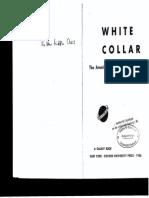 Mills White Collar Auszüge 1951