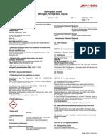 Safety on liquid nitrogen