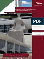 CAPELLA, A.C. ; BRASIL, F. G. . Subsistemas, Comunidades e Redes Para a Análise Da Participação No Processo de Políticas Públicas. 2014