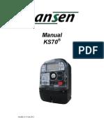 Manual KS70