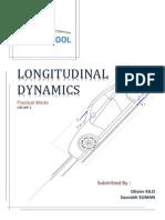 Longitudinal Dynamics - selecting gear ratios