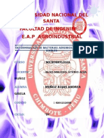 DETERMINACION DE BACTERIAS AEROBIOS MESOFILOS VIABLES