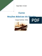 Curso No Es b Sicas Do Direito 86515